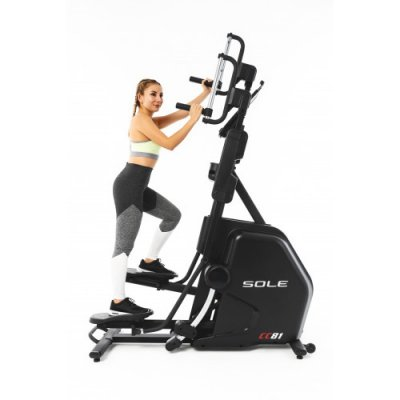 Cardio Climber Sole Fitness SC200 (CC81 2019) Степпер фото №3