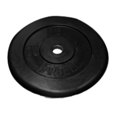 MB-PltB50-20 Диск BARBELL Стандарт 20 кг